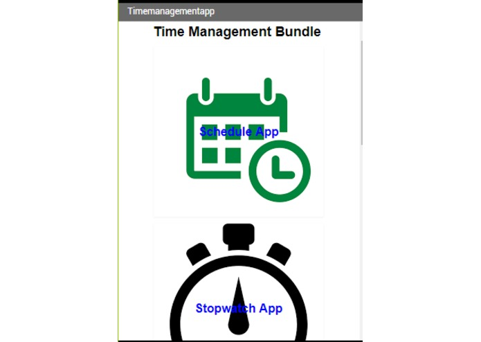 Time Management Bundle – screenshot 1