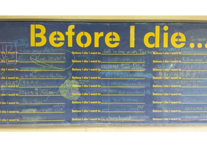 Before I die – screenshot 1