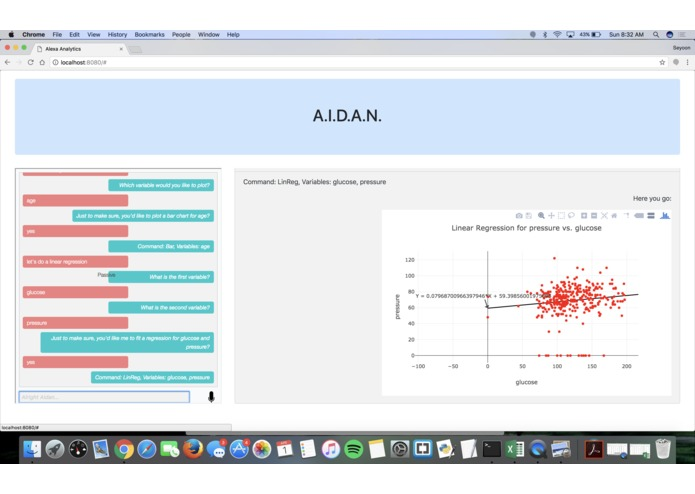 "A.I.D.A.N.— A.I. and Data Analysis, ""Now!"" – screenshot 7"