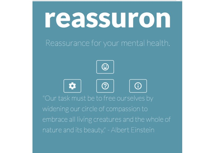 Reassuron – screenshot 1