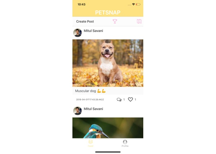 PetSnap – screenshot 4
