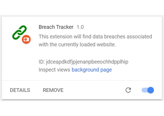 Breach Tracker – screenshot 7