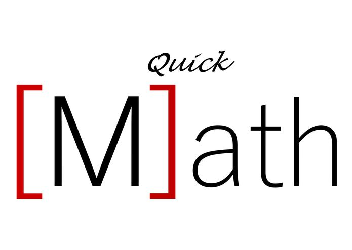 Quick Math – screenshot 2