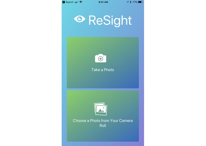 ReSight – screenshot 1
