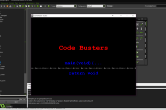 Code Busters