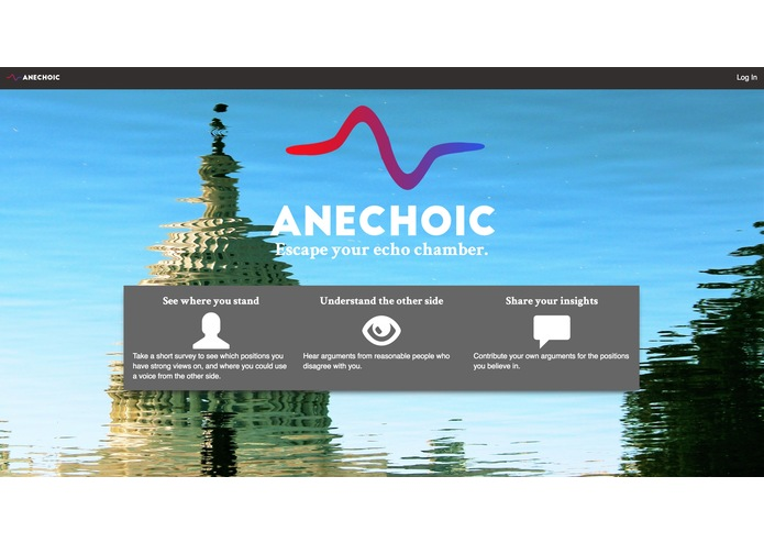 Anechoic – screenshot 1