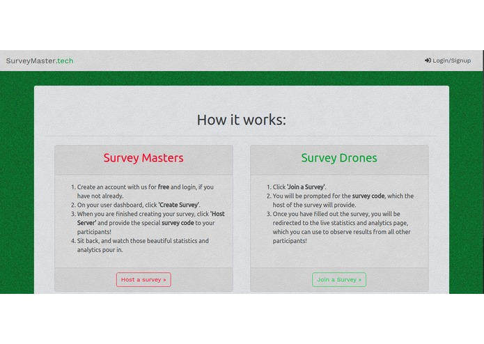 SurveyMaster – screenshot 1