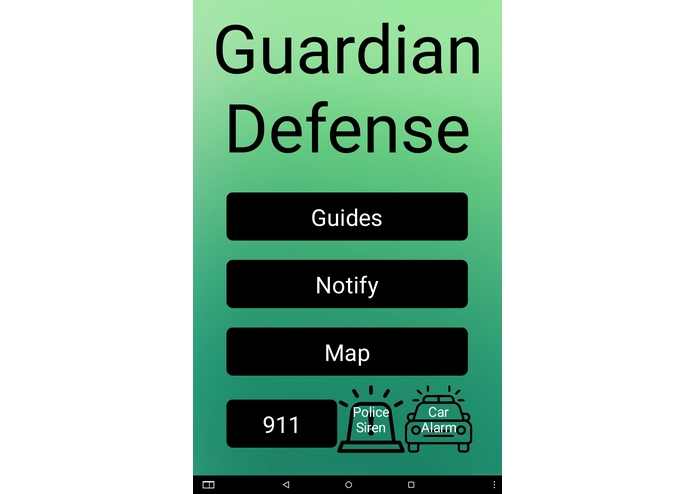 Guardian Defense – screenshot 1