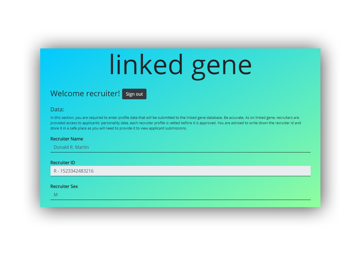 Linked Gene – screenshot 10