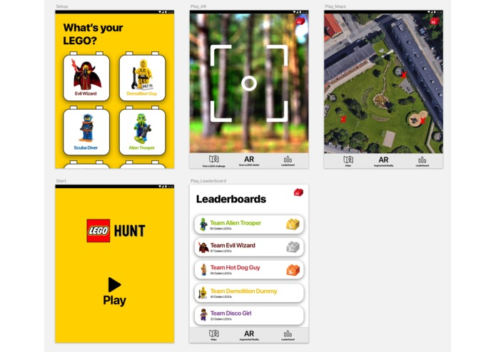 LEGO HUNT – screenshot 2