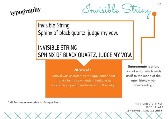 Invisible String – screenshot 40