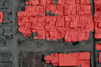 Building damage assessment using satellite imagery