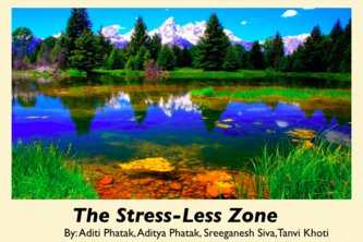 The Stress-Less Zone