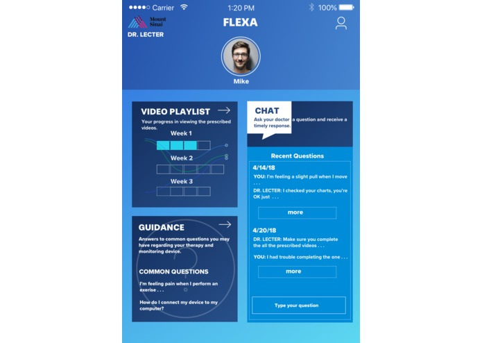 Flexa – screenshot 1