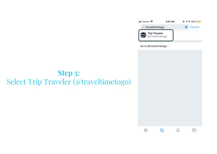 Travel Time Tweets  - A2 – screenshot 6