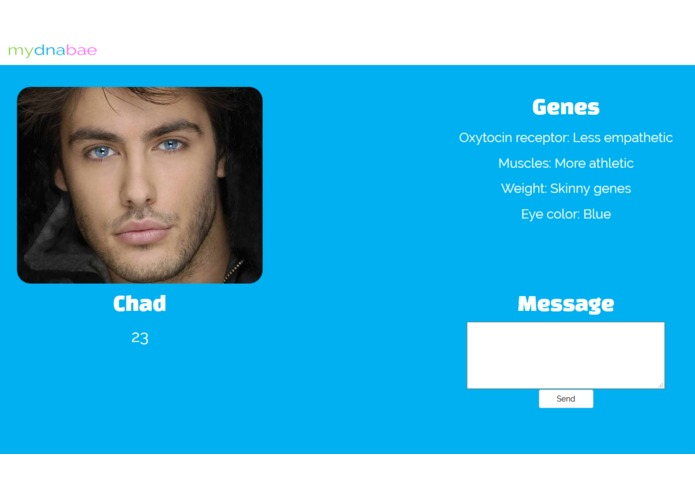 My DNA Bae – screenshot 5