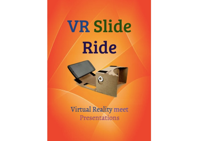 VRSlideRide – screenshot 1