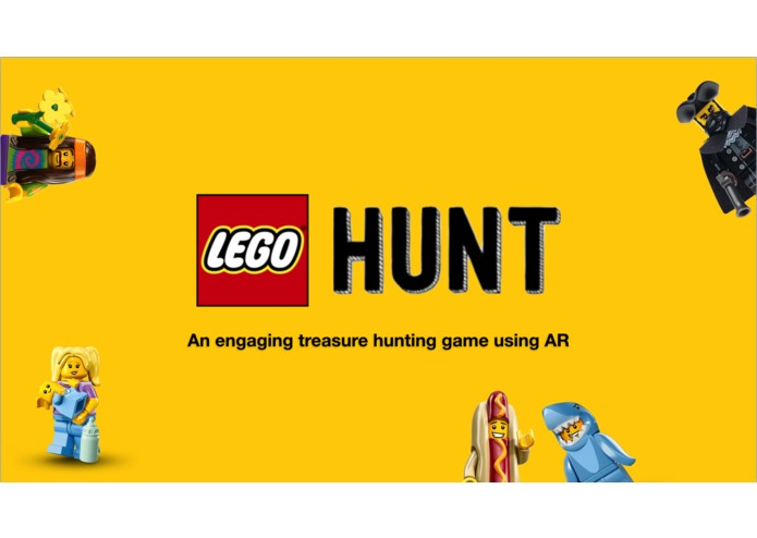 LEGO HUNT – screenshot 1