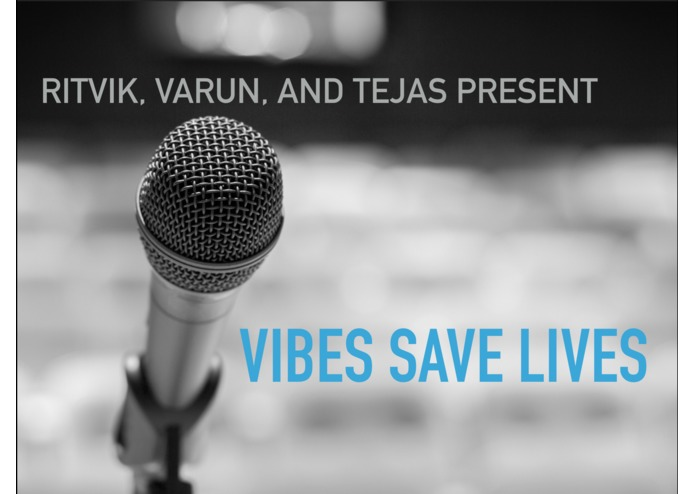 Vibes Save Lives – screenshot 1