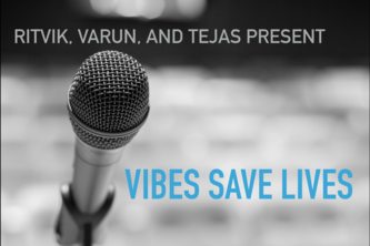 Vibes Save Lives