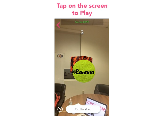 StreamAR  – screenshot 3