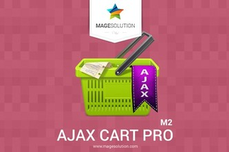 Ajax cart for Magento 2 by Magesolution