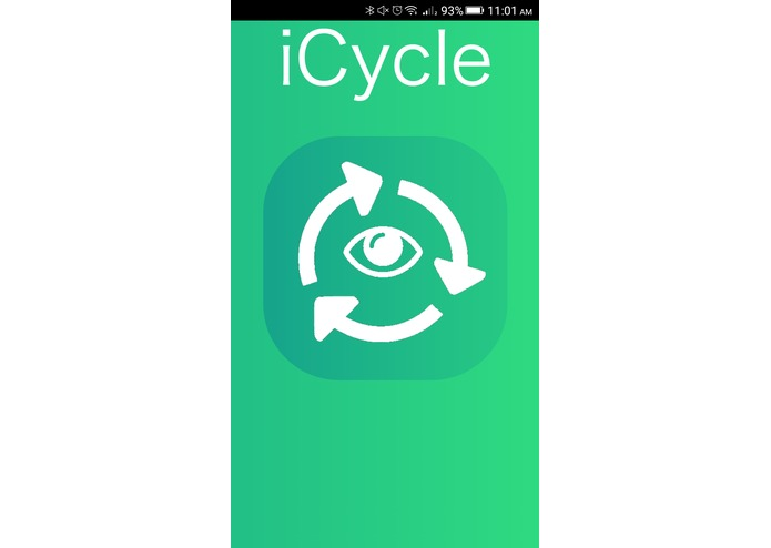 iCycle – screenshot 1
