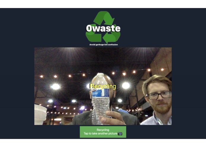 0waste – screenshot 1