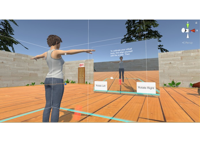 Dynamic Motion Training – screenshot 1