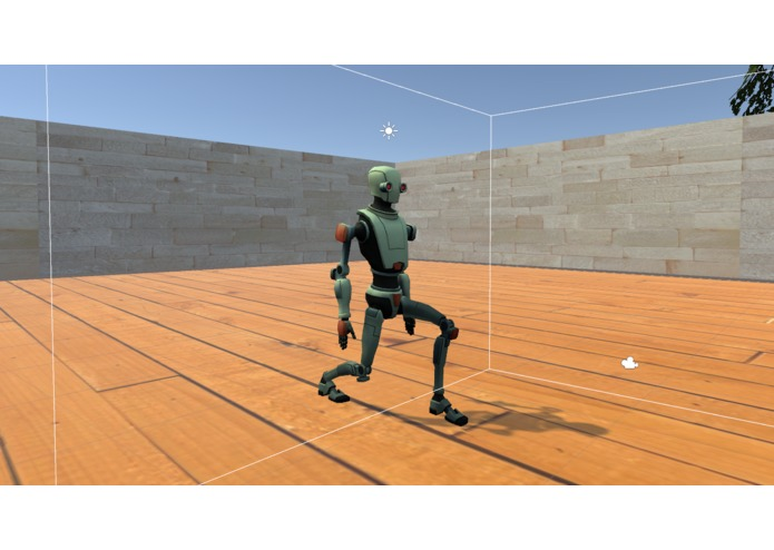Dynamic Motion Training – screenshot 2