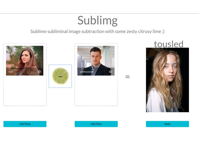 Sublimg – screenshot 2