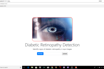 Diabetic Retinopathy Detection