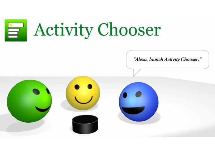 Activity Chooser – screenshot 1