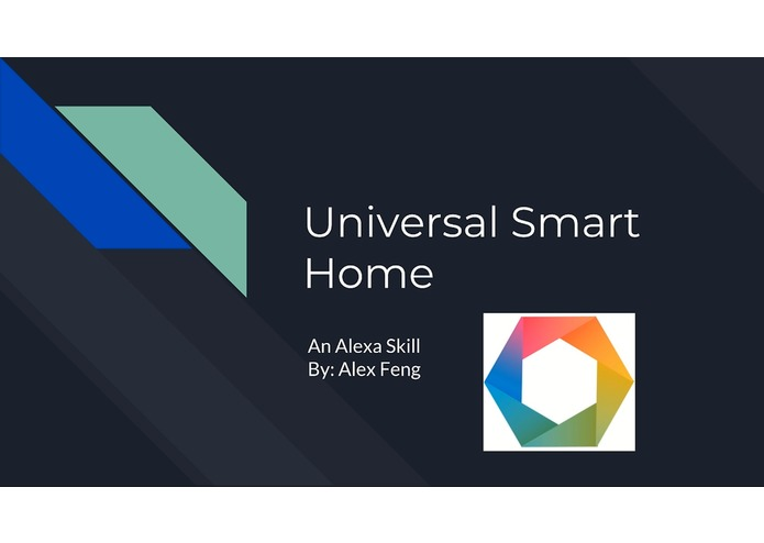 Universal Smart Home – screenshot 1