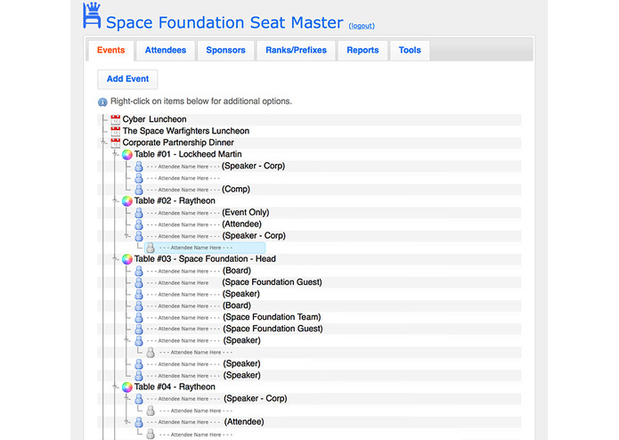 "Space Foundation ""Seat Master"" – screenshot 2"