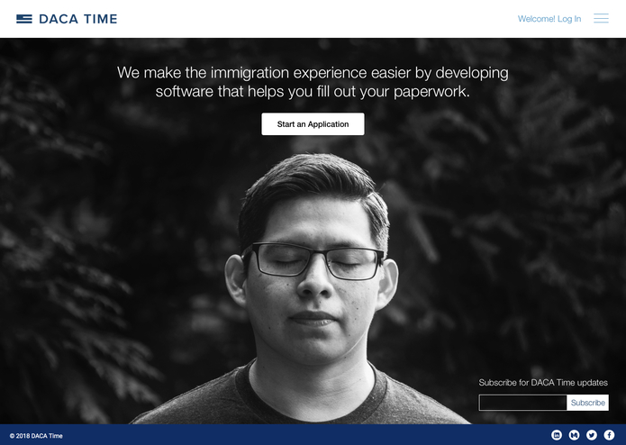 DACA Time – screenshot 1
