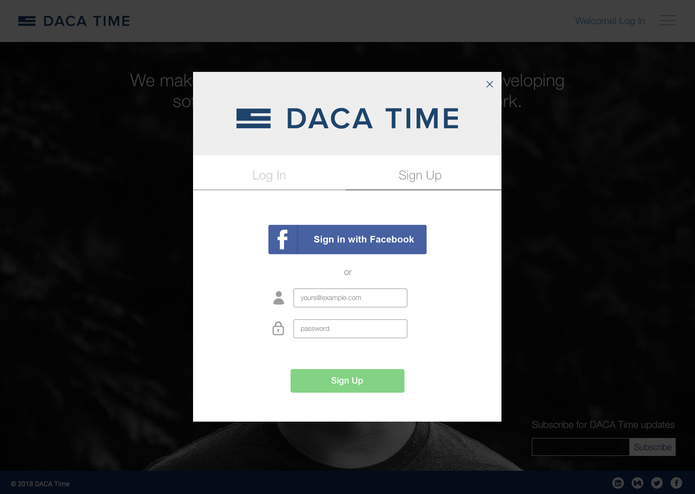 DACA Time – screenshot 2