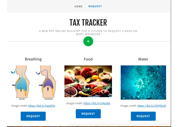 Tax tracker (helps U.S Depart of Labor, U.S Treasury) – screenshot 3