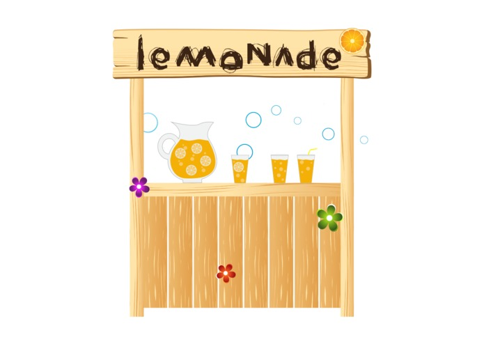 Lemonade Stand – screenshot 1
