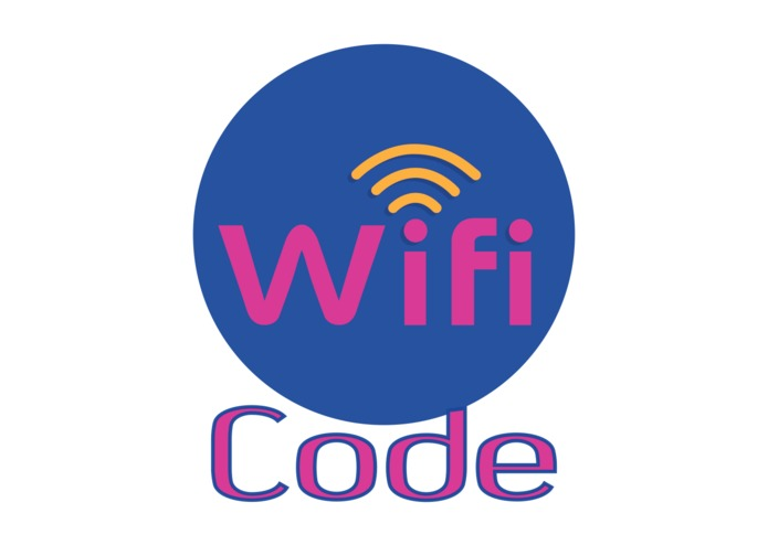 WiFi Code – screenshot 1