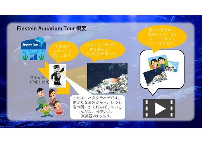 EINSTEIN Aquarium Tour – screenshot 2