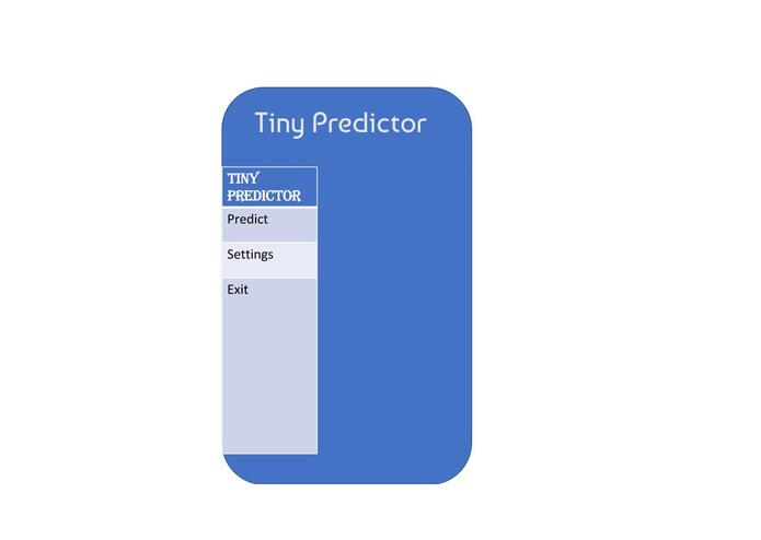 Tiny Predictor – screenshot 5