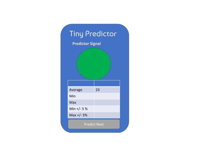 Tiny Predictor – screenshot 7