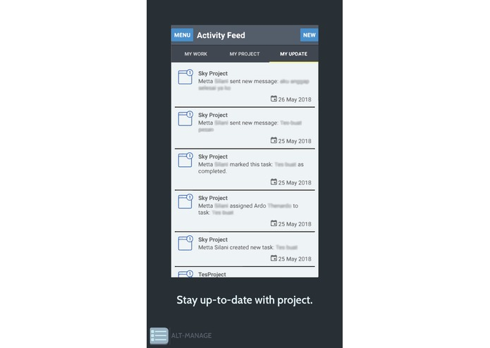 ALT-MANAGE – screenshot 3