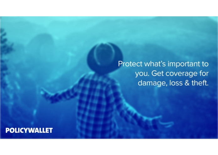 PolicyWallet – screenshot 1