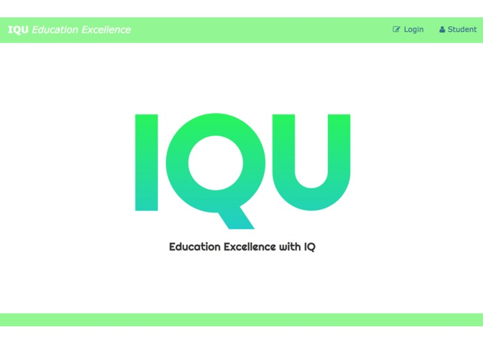 IQ Unit - Education Excellence – screenshot 1