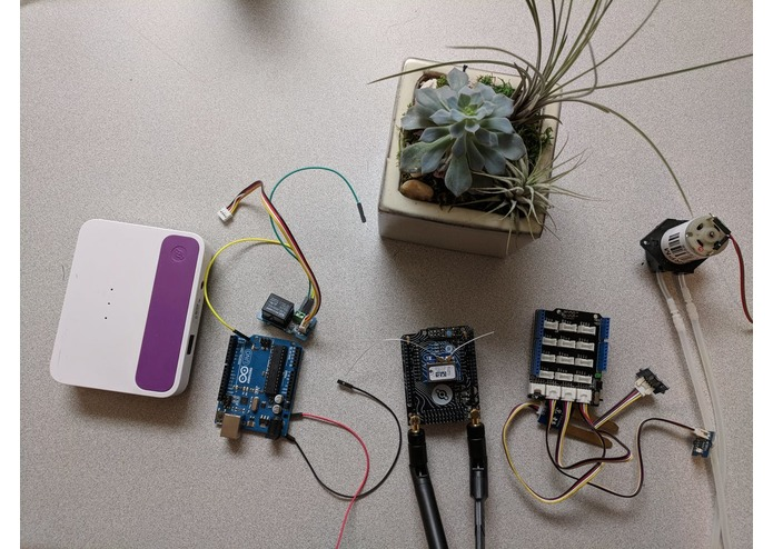 Smart Plant IoT – screenshot 4