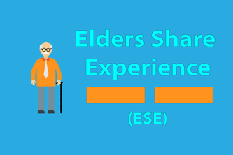 Elders Share Experience
