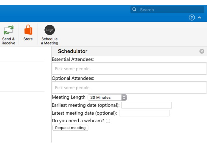 The Schedulator – screenshot 1