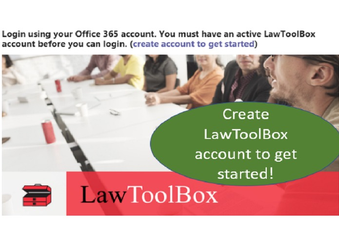 LawToolBox for Microsoft Teams – screenshot 1